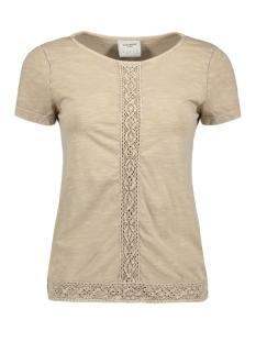Vero Moda T-shirt VMSPIRIT SS TOP DNM JRS 10177139 Silver Mink