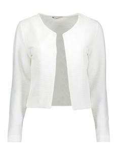 Only Vest onlLECO ODESSA L/S CARDIGAN JRS NOO 15117560 Cloud Dancer