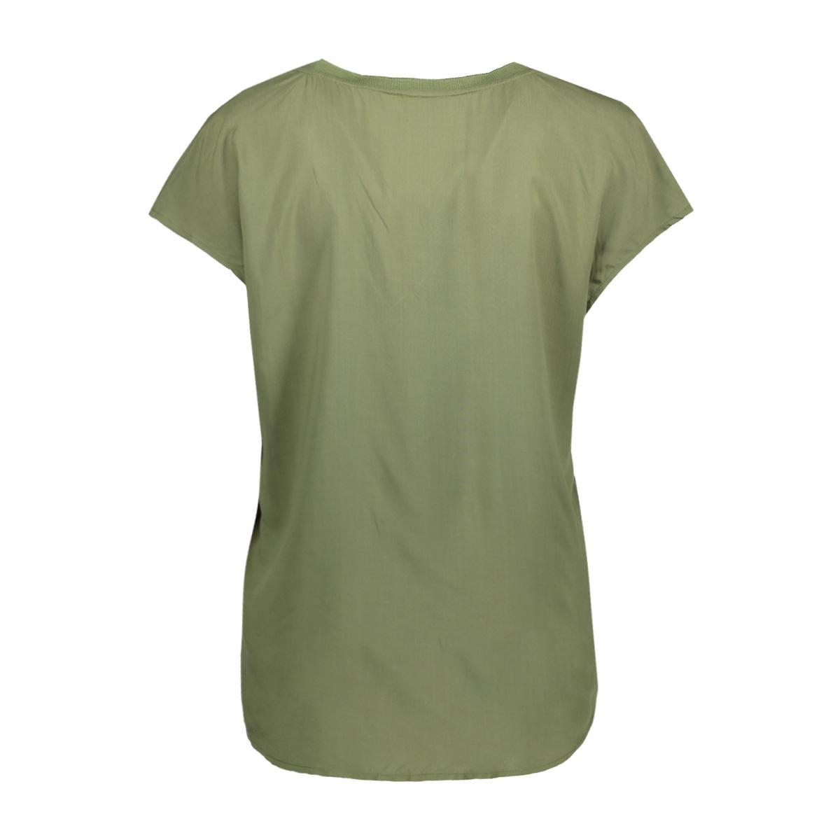 vilalla top/1 14044277 vila t-shirt olivine
