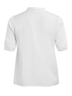 viflama 1/2 sleeve top gv 14042855 vila blouse cloud dancer