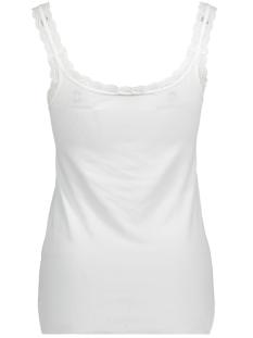 vmjune singlet noos 10170339 vero moda top bright white