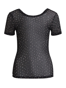 Object T-shirt OBJSTELLA SS TOP A HS 23025411 Black