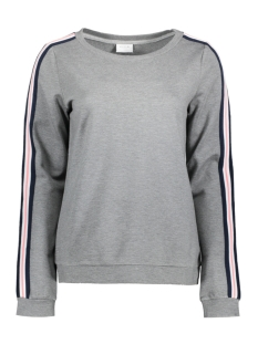 VIZANZA L/S SWEAT TOP 14043364 Medium Grey Melange