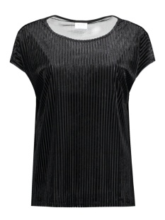 Vila T-shirt VISAINTO S/S TOP/DC 14043144 Black