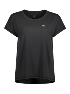 Only Play Sport shirt onpAUBREE SS LOOSE TRAINING TEE - O 15137012 Black