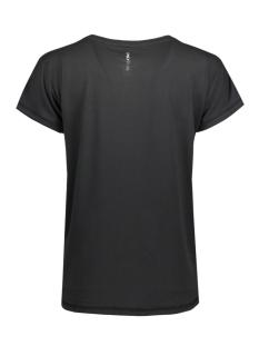 onpaubree ss loose training tee - o 15137012 only play sport shirt black