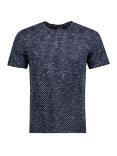 Jack & Jones T-shirt JORLINEUP TEE SS CREW NECK 12126013 Total Eclipse