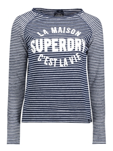 Superdry Sweater G60002EP  IM9 NAVY IM9 Navy