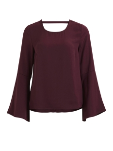 Vila Blouse VIBRAVA L/S TOP/DC/GV 14043391 Fig