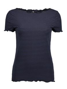 Jacqueline de Yong T-shirt JDYLUXE S/S TOP JRS 15137055 Black/ Black Iris