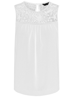 Vero Moda Top VMJOSEFINE S/L TOP 10185931 Snow White