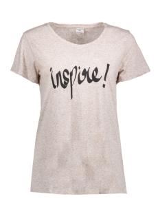 Jacqueline de Yong T-shirt JDYBOLETTE S/S PRINT TOP JRS 15133655