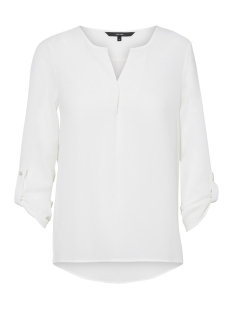 Vero Moda Blouse VMSASHA 3/4 TOP A NOOS 10182497 Snow white