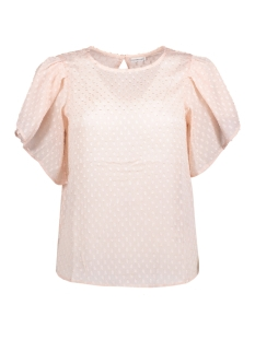 Jacqueline de Yong T-shirt JDYFREAKY S/S TOP WVN 15145994 Smoke Rose