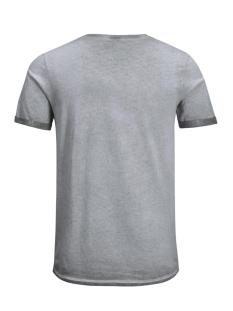 jjvfu hammond ss tee 12129204 jack & jones t-shirt grffin/ slim fit