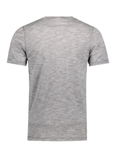 jortwisto tee ss crew neck 12124885 jack & jones t-shirt asphalt