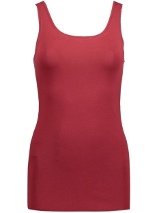 Only Top onlLIVE LOVE NEW LONG TANK TOP NOOS 15132021 Sun Dried Tomato