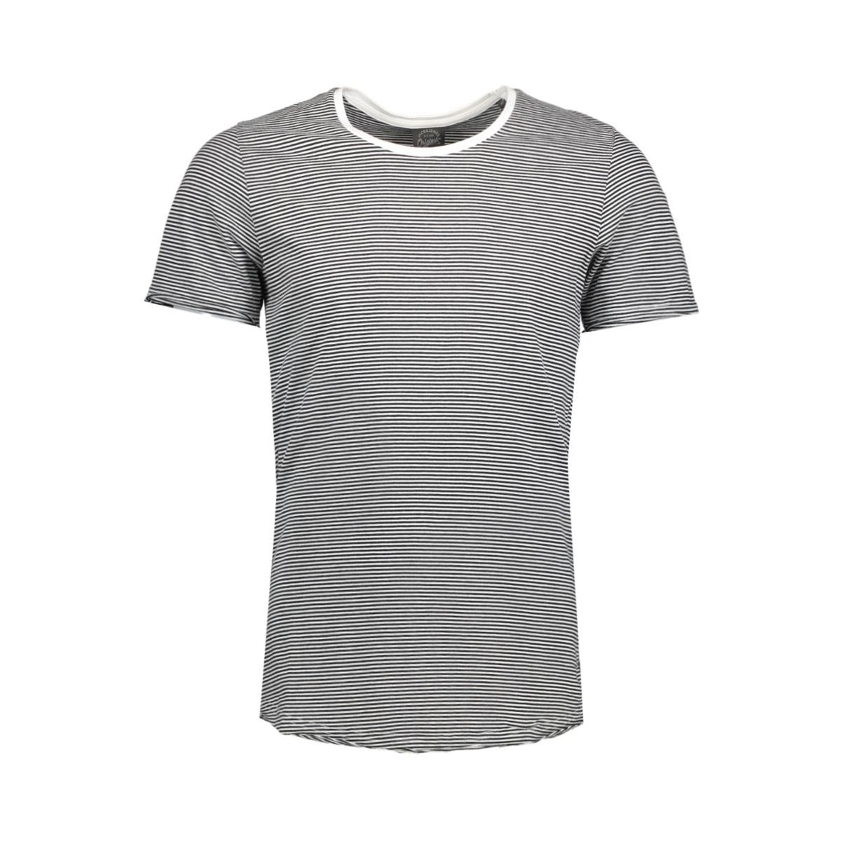 jorinsta tee ss crew neck 12125144 jack & jones t-shirt cloud dancer