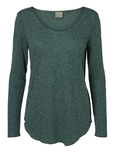 Vero Moda T-shirt VMLUA LS TOP  COLOR 10169053 Scarab