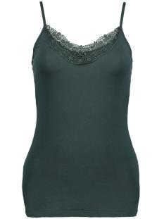 Vero Moda Top VMINGE LACE SINGLET NFS 10162546 Green Gables