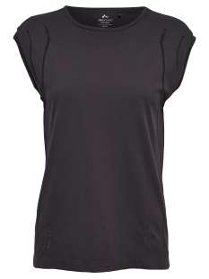 Only Play Sport top onpSHEILA SEAMLESS SS TEE 15134568 Black