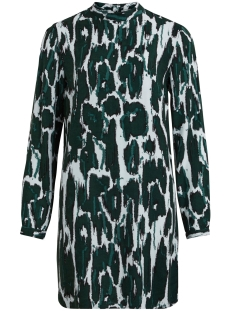 Vila Tuniek VIANIMALES L/S TUNIC 14042202 Cloud Dancer/ Vianimales