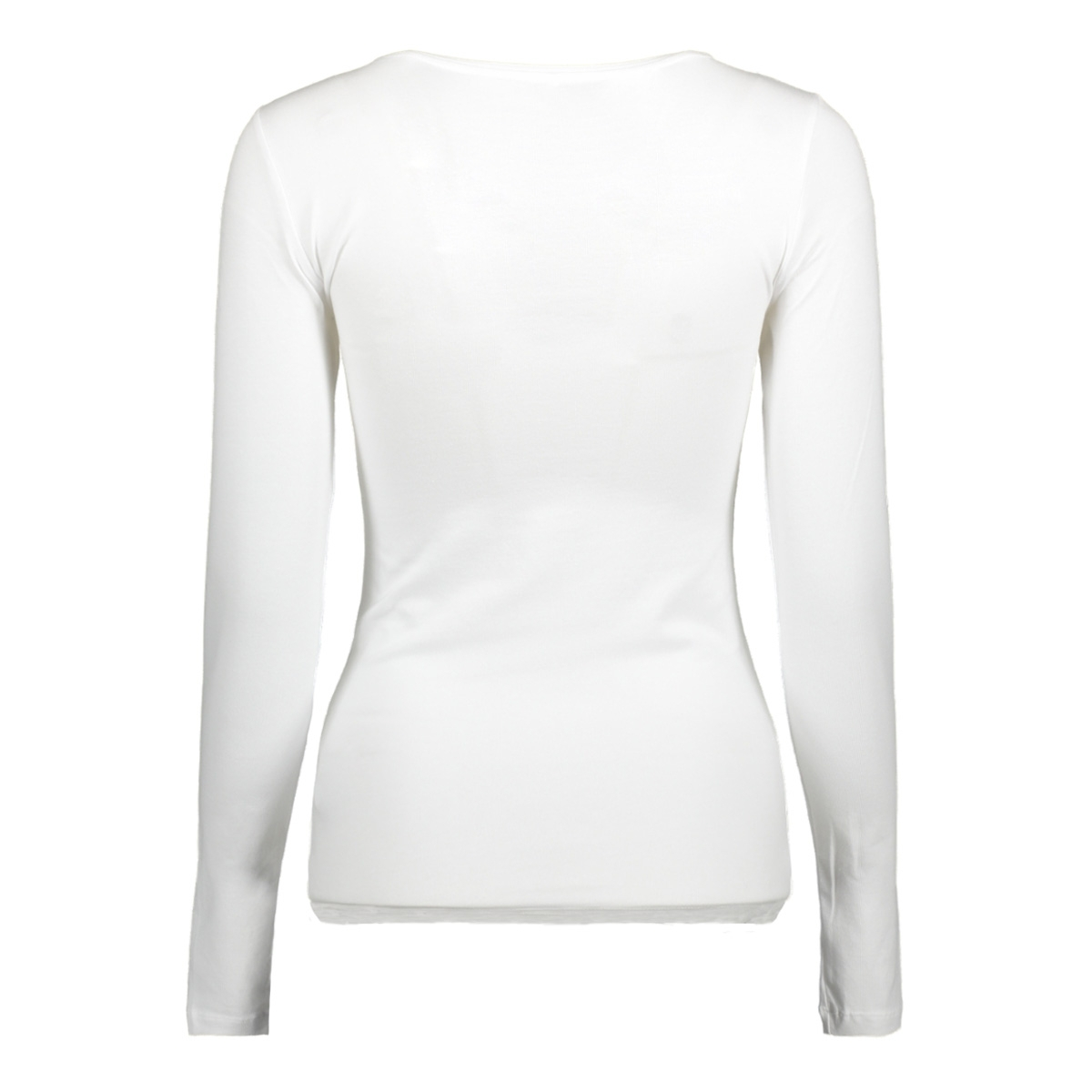 onllive love new ls o-neck top noos 15140196 only t-shirt white