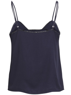 vibello singlet 14044948 vila top dark navy