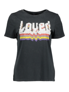 Vero Moda T-shirt VMDANCE S/S T-SHIRT BOX SB8 10193652 Black/ Multicolor