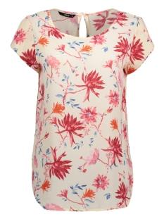 Only T-shirt onlNOVA LUX S/S AOP TOP   WVN 15151165 Pink Tint