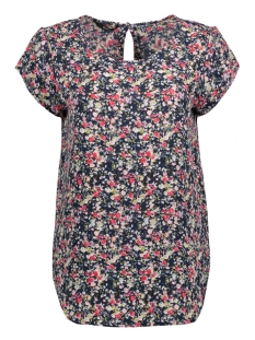 Only T-shirt onlNOVA LUX S/S AOP TOP   WVN 15151165 Night Sky