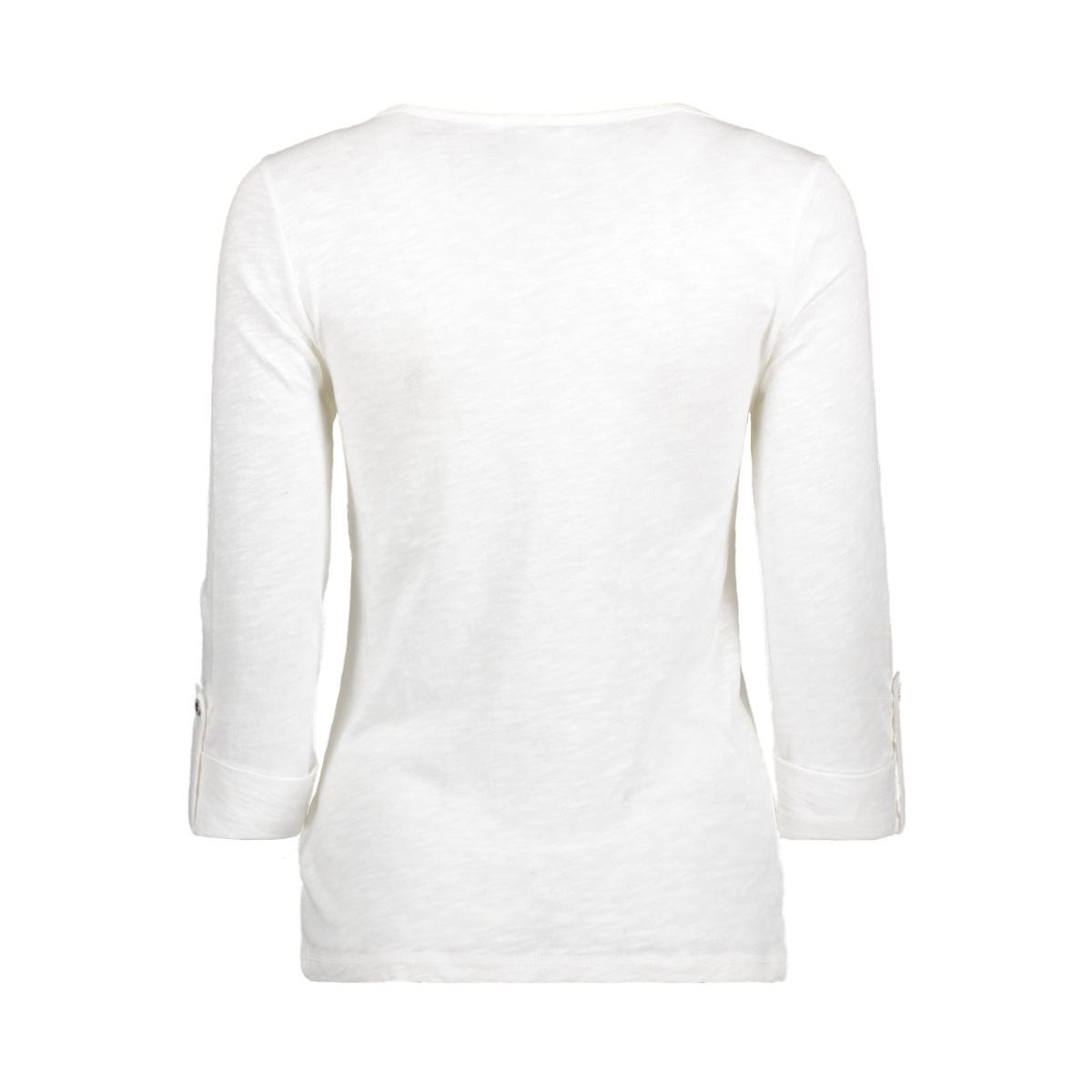 onljess 3/4 butterfly top jrs 15151804 only t-shirt cloud dancer