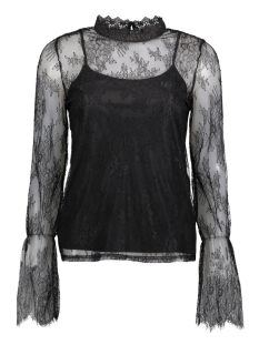 Vero Moda Blouse VMSWAN LACE TOP D2-7 10187563 Black
