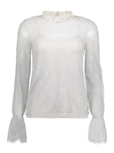 Vero Moda Blouse VMSWAN LACE TOP D2-7 10187563 High-Rise