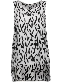 Noisy may Top NMMAGIC S/L HIGH LOW TOP X 27000714 Bright White/BLACK GRAP