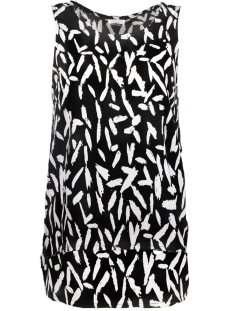 Noisy may Top NMMAGIC S/L HIGH LOW TOP X 27000714 Black/BRIGHT WHI
