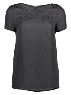 Vero Moda T-shirt VMAMILIA SS TOP 10185385 Black
