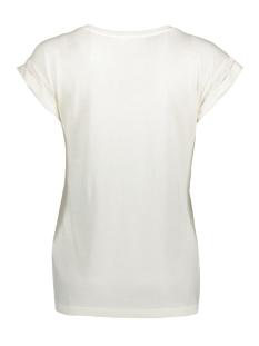 onlvelvet detailed s/s top jrs box 15142633 only t-shirt cloud dancer/ blah blah