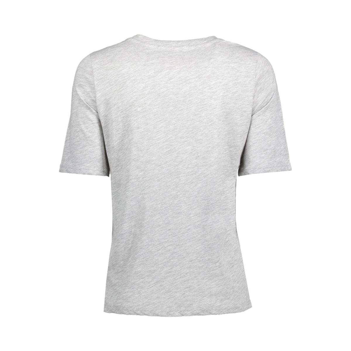 onlcoca cola tee jrs 15151703 only t-shirt light grey mela/racing red