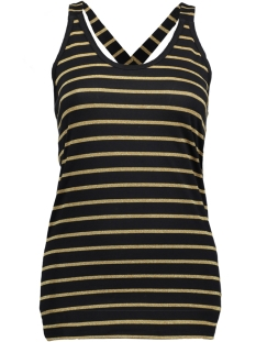 10 Days Top 20-725-7103 BLACK/GOLD
