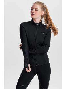 onpruel run brushed ls zip 15136458 only play sport vest black