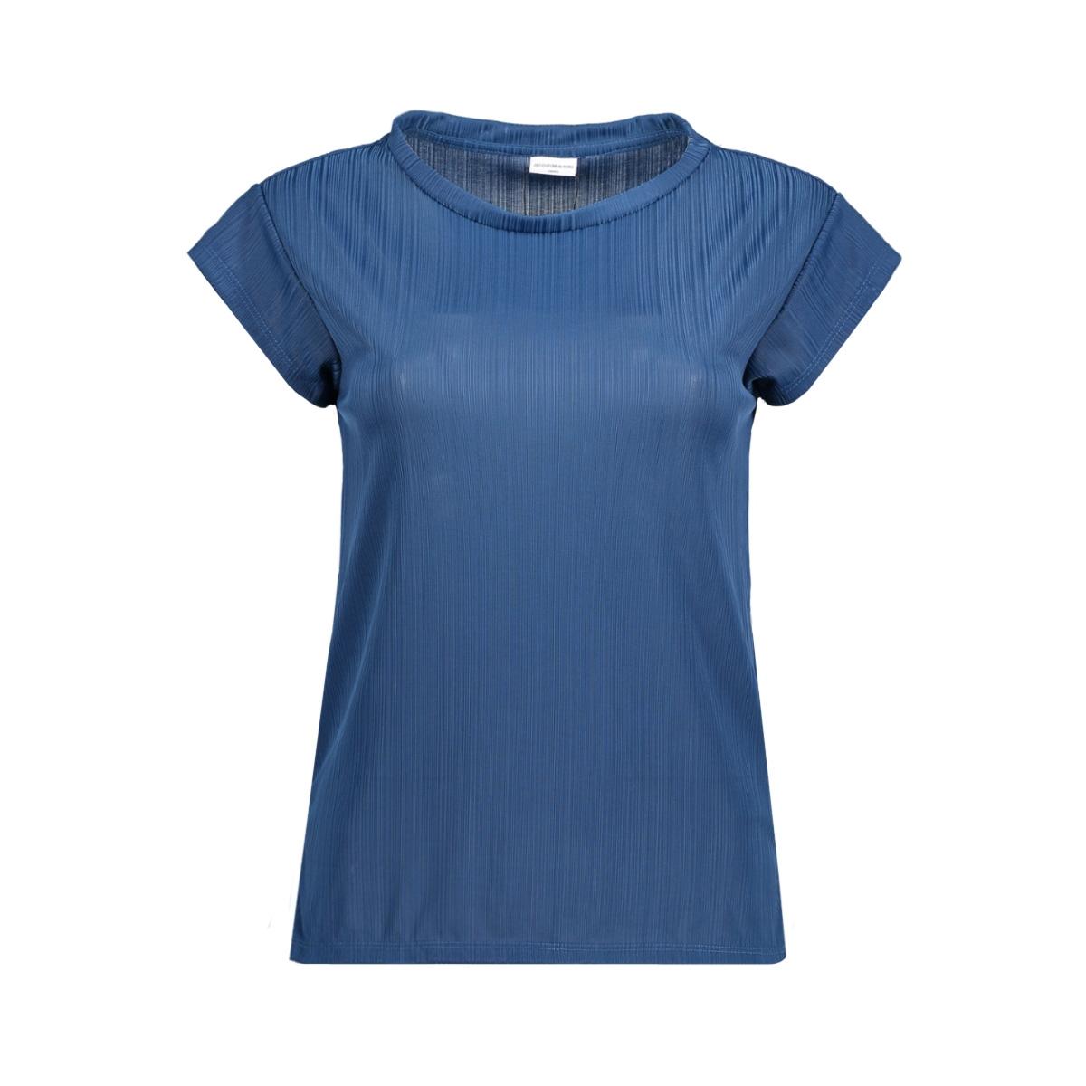 jdychili s/s top jrs rpt1 15138635 jacqueline de yong t-shirt poseidon