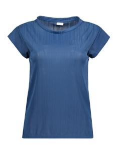 Jacqueline de Yong T-shirt JDYCHILI S/S TOP JRS RPT1 15138635 Poseidon