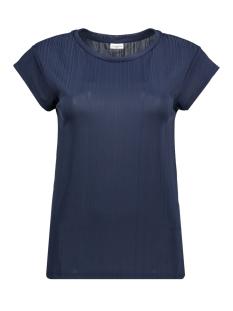 Jacqueline de Yong T-shirt JDYCHILI S/S TOP JRS RPT1 15138635 Black Iris