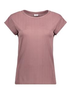 Jacqueline de Yong T-shirt JDYCHILI S/S TOP JRS RPT1 15138635 Rose Taupe