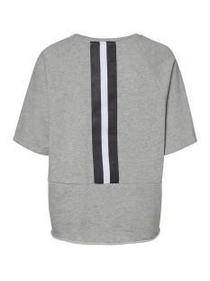 nmkaya 2/4 top 8x 27000434 noisy may sweater light grey melange