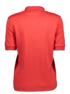 nmeli s/s polo top 8x 27000508 noisy may t-shirt flame scarlet