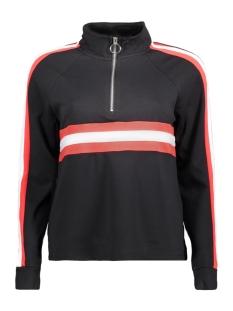 Noisy may Sweater NMLILOU L/S TOP 8X 27000459 Black