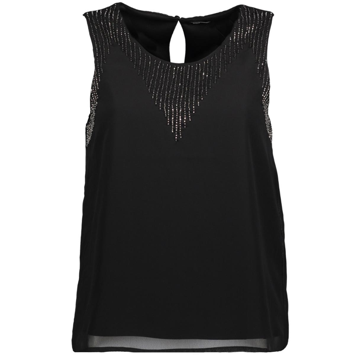 onlkaja s/l bead top wvn 15142656 only top black
