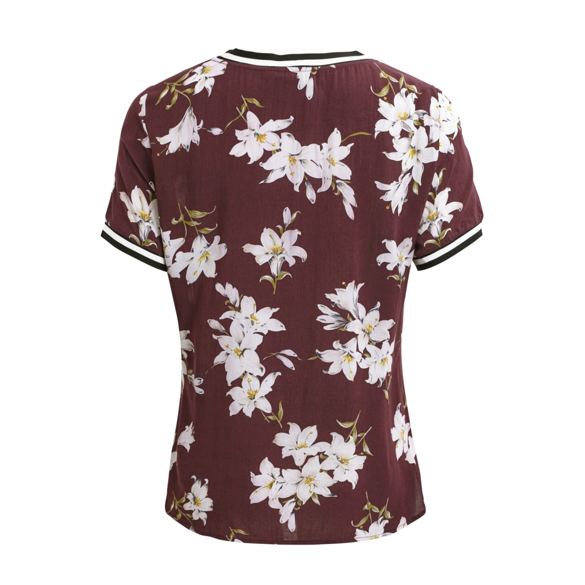 objtriny s/s top a 23025369 object t-shirt winetasting